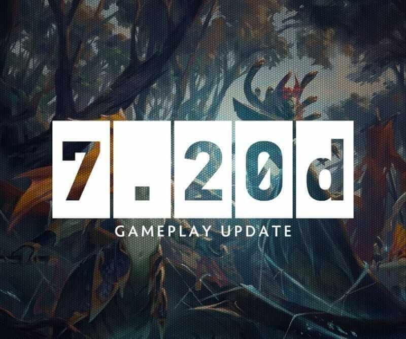1052163 7.20d: Новое обновление в игре |Dota 2|